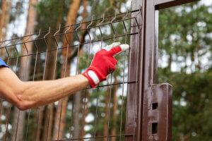 Company Image fencing website